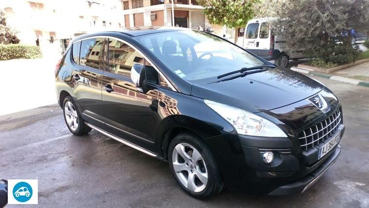 Peugeot 3008, 1.6 HDI 110 FAP Premium Pack