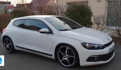 Volkswagen Scirocco sportline 2 L