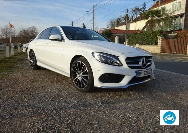 Mercedes Classe C220