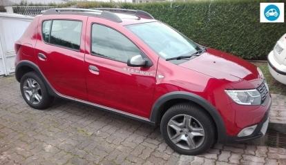 Dacia stepway 2017