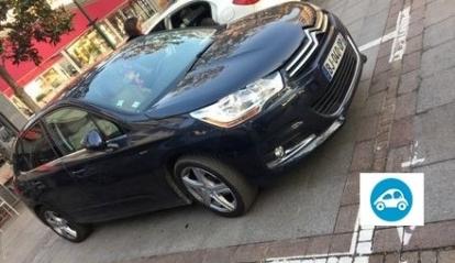 Citroën C4en très bon état 2012