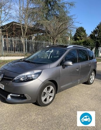 RENAULT GRAND SCENIC 3 1.6 DCI LOUNGE 7 PL