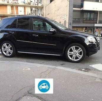 Mercedes classe M ML 320 CDI V6