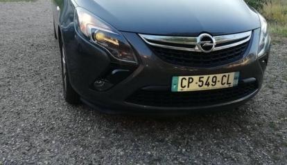 Opel zafira tourer 7 place