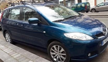 Mazda 5 ,7 places