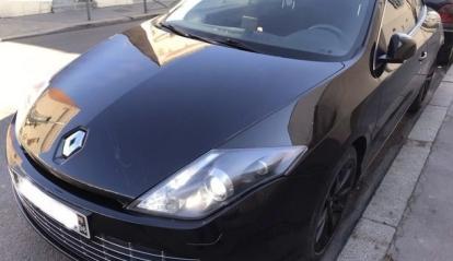 Renault laguna 3 coupe