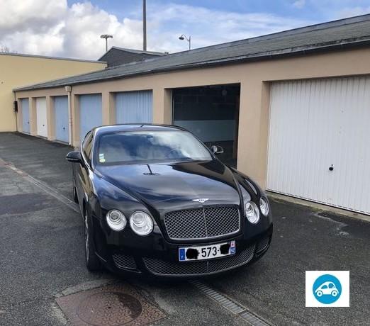 Bentley Continental GT 6.0 MULINER