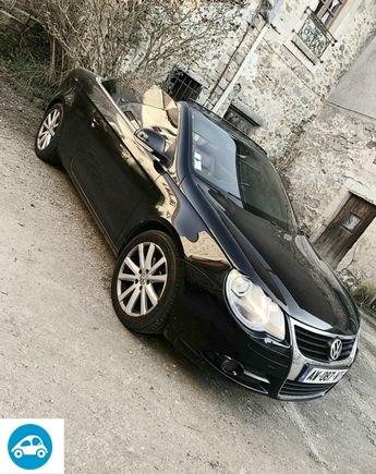 VolkswagenEos cabriolet 2l