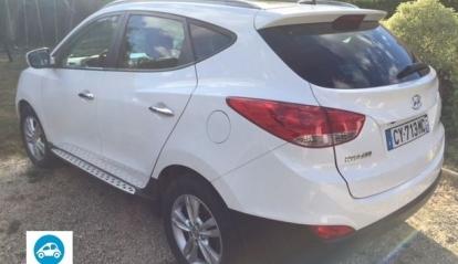 Hyundai IX35 1.7 CRDI 115 Pack Prémium