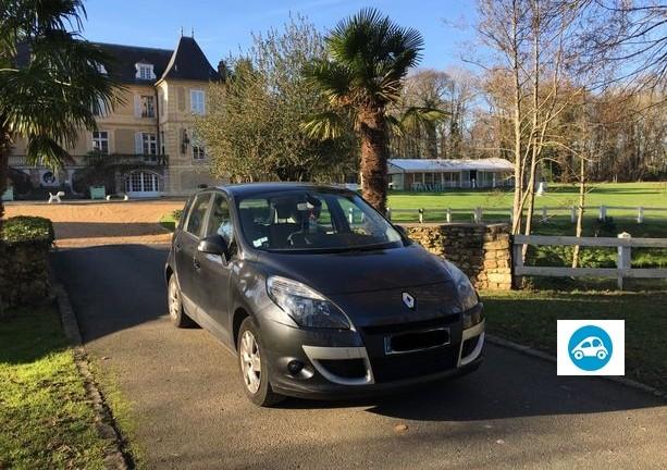 Renault SENIC 3 1.5dci EDC
