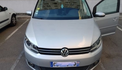 Touran Phase - 1.6 tdi 105 bluemotion Technology 2012
