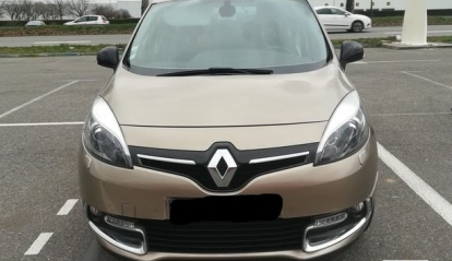 Renault scenic 3 1.5dci 110 energy bose