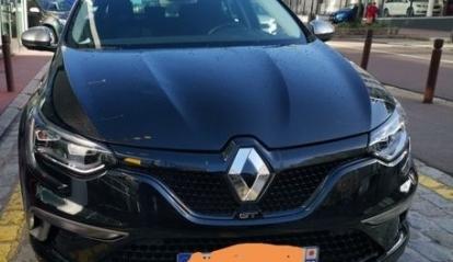 Renault MEGANE GT TCE 205