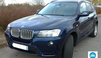 BMW X3 xDrive 30dA Excellis