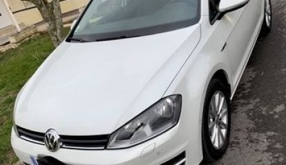 Golf 7 lounge 1.6 tdi 110 bluemotion technology