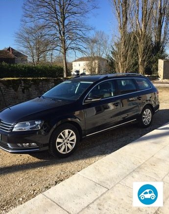 Passat SW 14 Confortline Business