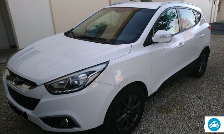 Hyundai IX35 1.7 CRDI Pack sensation