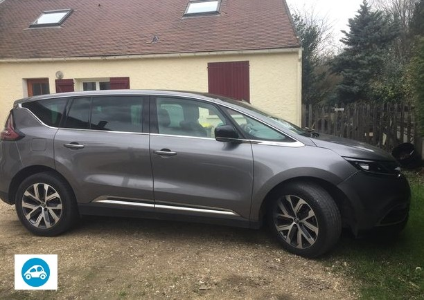Renault espace 5 Instens