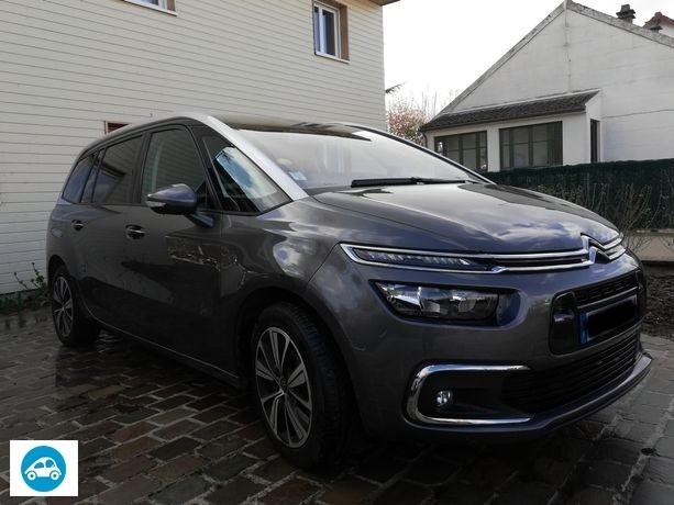 Citroën C4 Grand Picasso Shine HDi 120cv BVM6 7pl