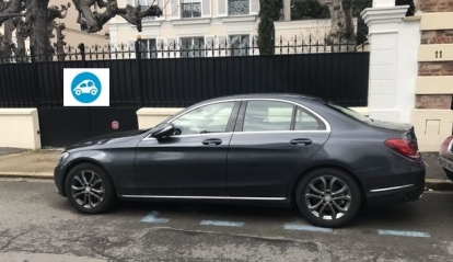 Mercedes classe C 220 BlueTEC Executive 7G-Tro