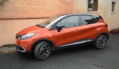 Renault Captur Intens dCi Eco2