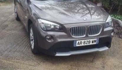 BMW X1 X DRIVE 2.3d pack luxe