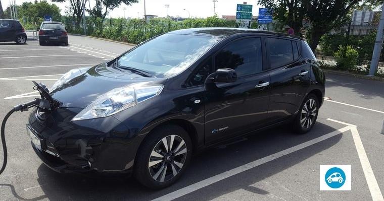 Nissan LEAF 30KWH Tekna avec batterie