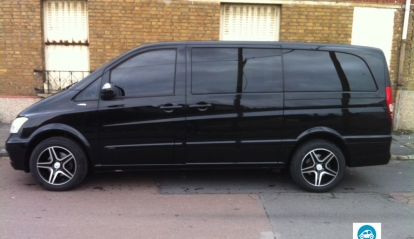 Mercedes Viano 2.2 long 8pl