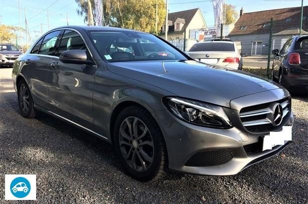Mercedes Class c 200 D Fascination