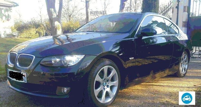 BMW Série 3 coupé E92 330xdrive packluxe BVA