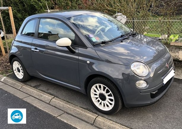FIAT 500 II 1.2 8V COLOR THERAPY