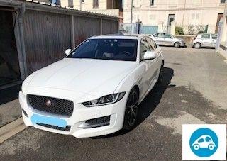 Jaguar xe 2.0d r-sport bva
