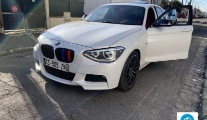 BMW 120d (f20) Pack M