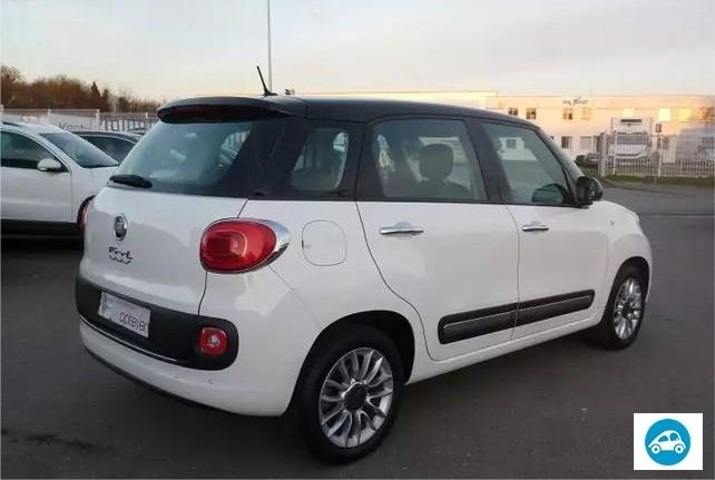 Fiat 500 l diesel boite auto