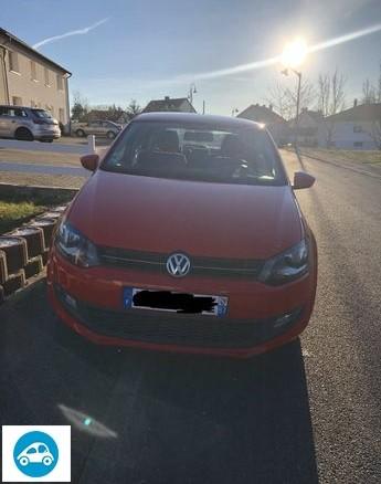Volkswagen polo V 1,6l tdi
