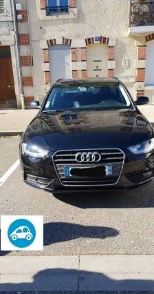 Audi A4 Avant 2l attraction
