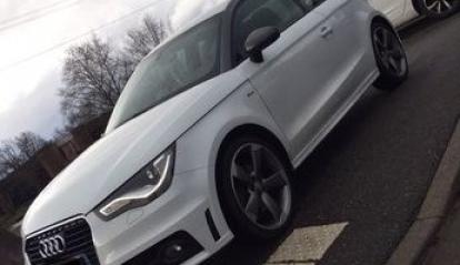 Audi A1 2.0l 140ch S line