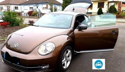 Volkswagen Coccinelle 2litre TDI