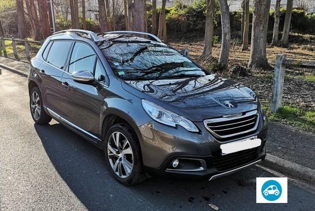 Peugeot 2008 Essence 1.6 VTi Féline Titane