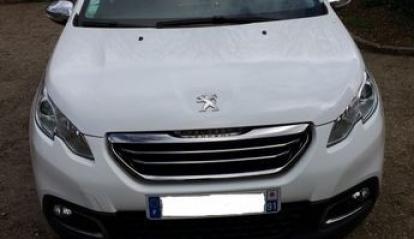 Peugeot 2008 feline titane 1.6 e-hdi