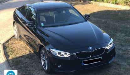 BMW SÉRIE 4 xdrive