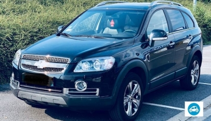 Chevrolet Captiva 2.0 VCDI 2WD 7 places