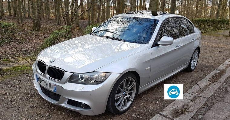 BMW E90 320d Edition Sport Design