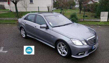 Mercedes classe E350 AMG