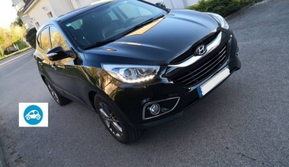 Hyundai ix35 hdi