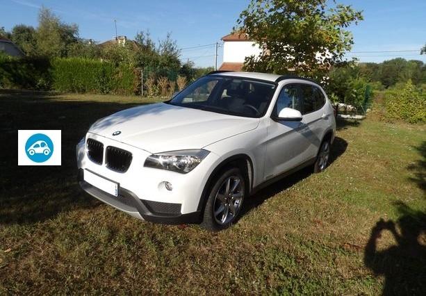 """BMW X1 """"boîte auto"""""""