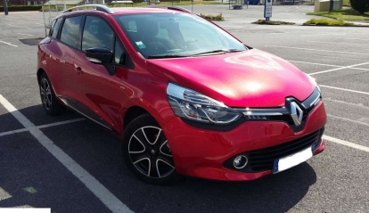 Renault Clio 4 Estate (Break) 1.5 dCi Eco2 Limited Edition