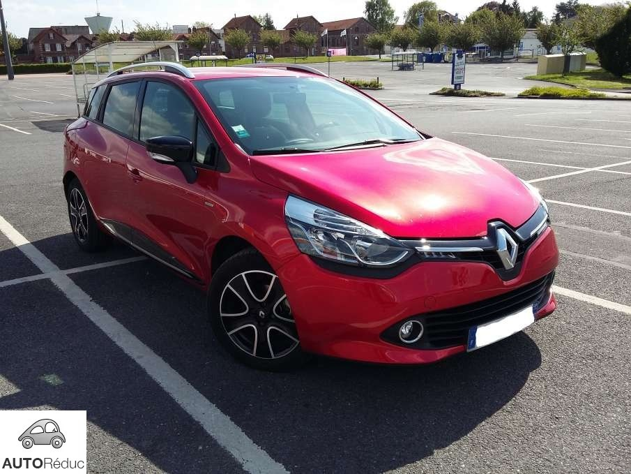 achat renault clio 4 estate break 1 5 dci eco2 limited edition d 39 occasion pas cher 14 700. Black Bedroom Furniture Sets. Home Design Ideas