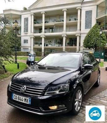 Volkswagen Passat CARAT Édition 1.6 TDI 105