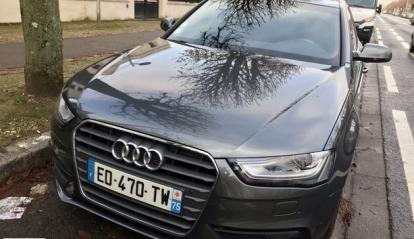 Audi A4 AVANT 2.0 TDI DPF S line Multitronic